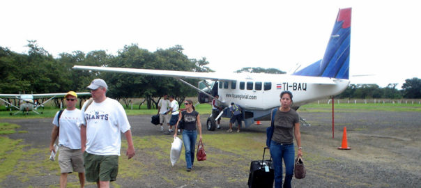 Improvements in Tamarindo Aiport