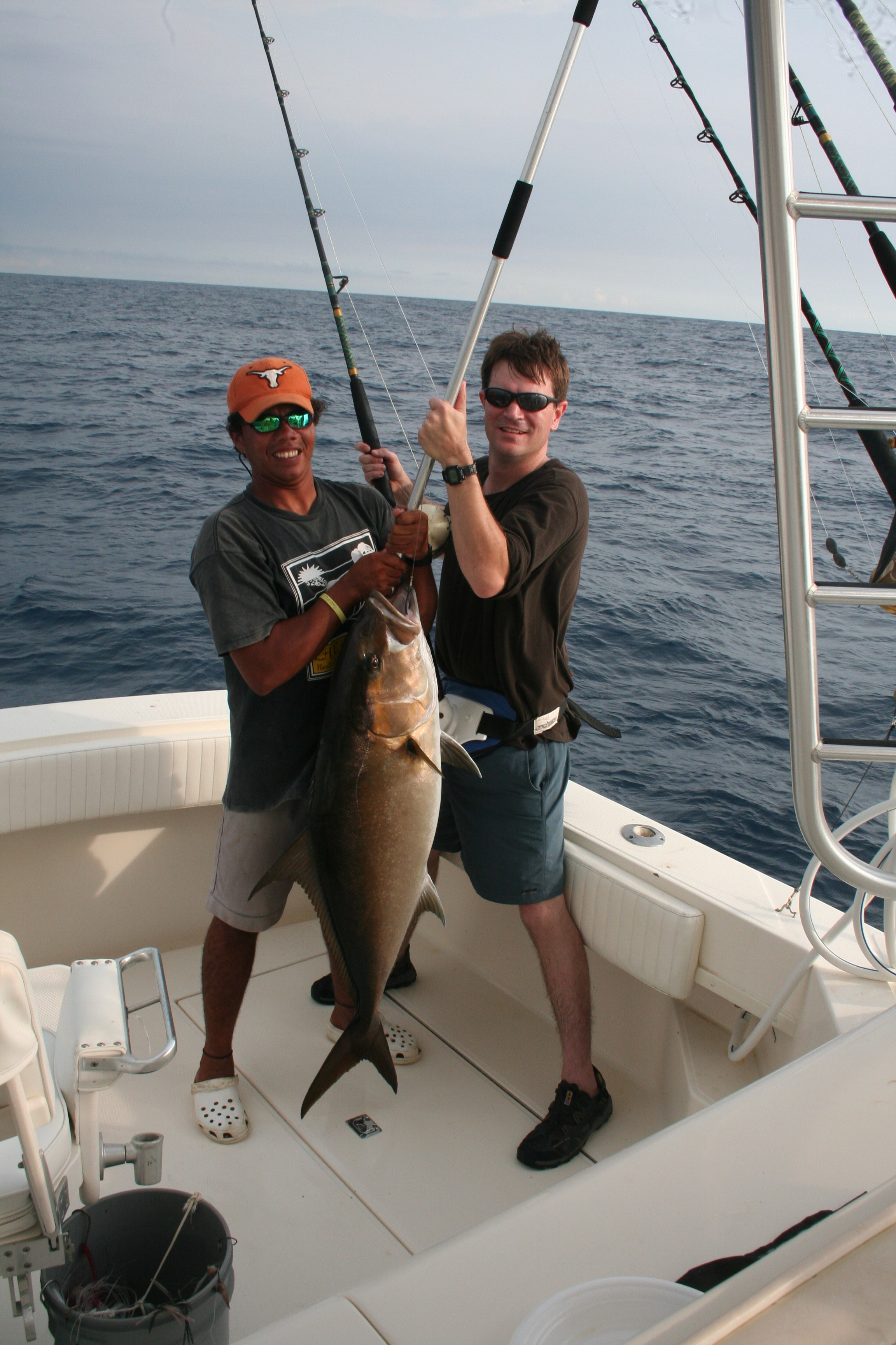 coyote sport fishing