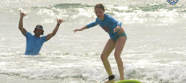 clases de surf en Costa Rica